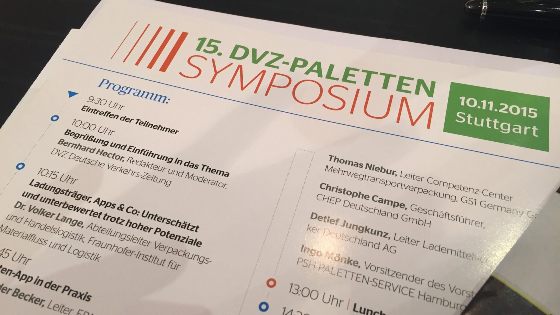 review: 15. palettensymposium - palettenpool deutschland